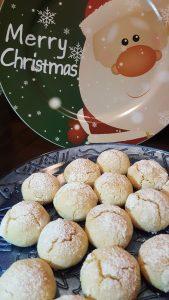 Receta galletas de limón
