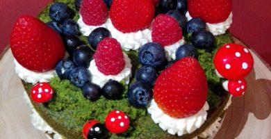 Receta de Ispanakli kek