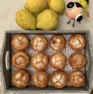 Receta de Magdalenas de limón