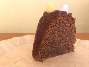 Receta de Bundt Cake de Nutella