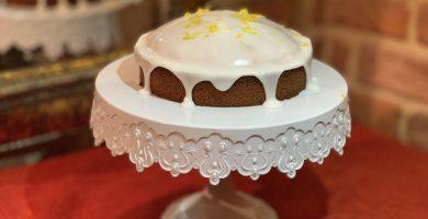 Receta de Pastel de limón y almendra